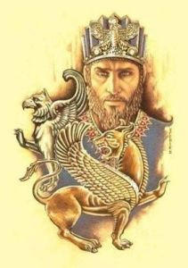 perzian king