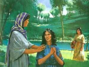 vier vvrouwen