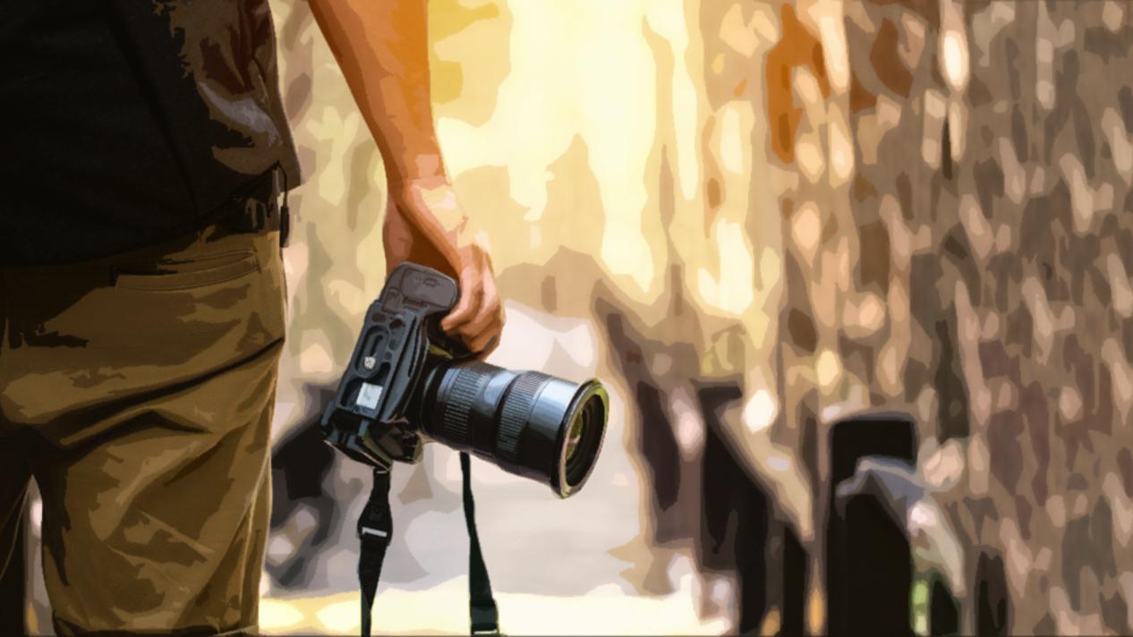 De eerste de beste fotograaf kan een land regeren…
