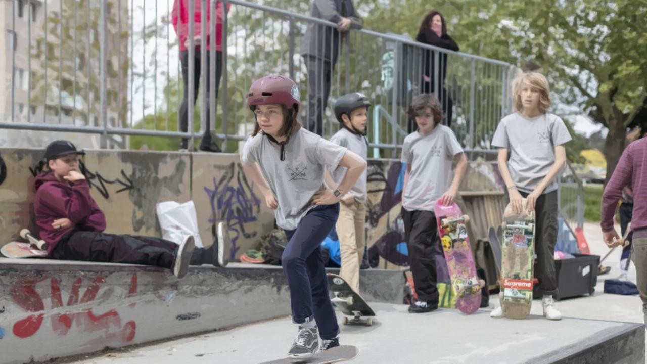 Skaten is geen misdaad